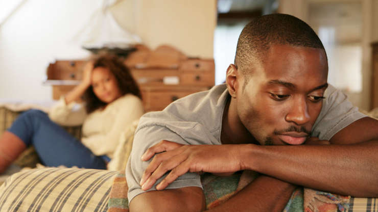 Dealing with the disappointment of not conceiving in time